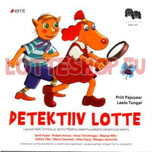 Detektiiv Lotte CD